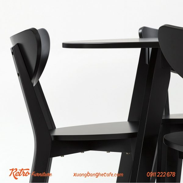Bàn ghế quán cafe cao cấp R01