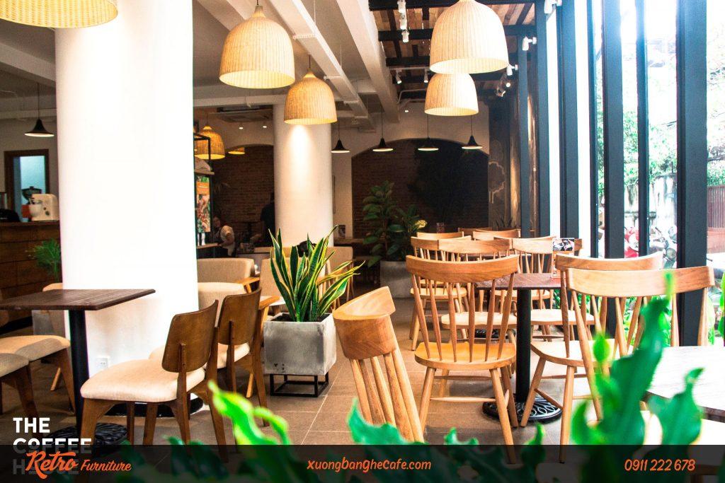 Ghế cafe nhà hàng C03