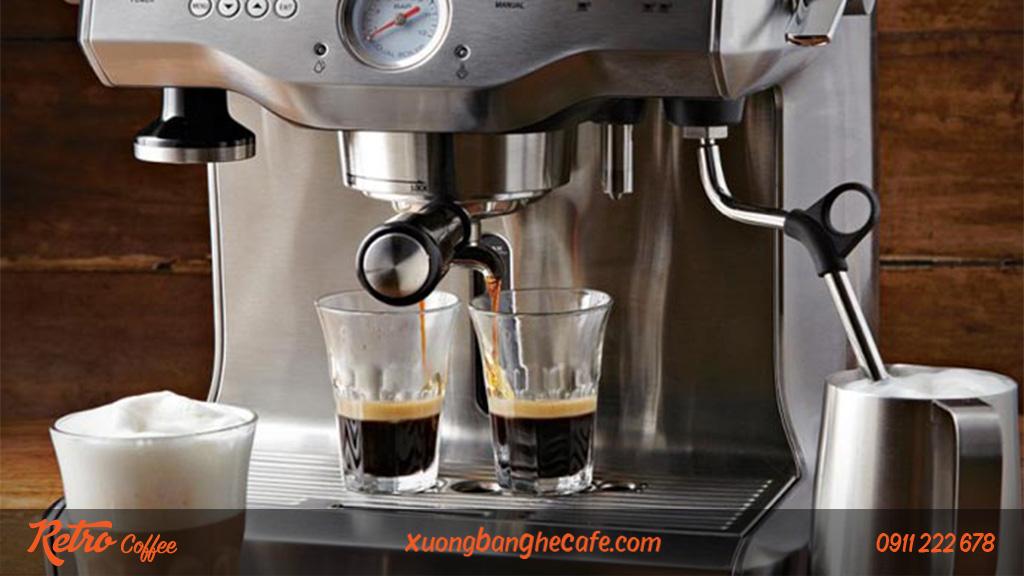 Máy pha cafe 01 group Breville 920