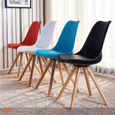 Các mẫu ghế nhựa cafe đẹp, chất lượng