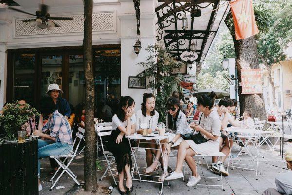 Mở quán cafe bình dân, cà phê cóc