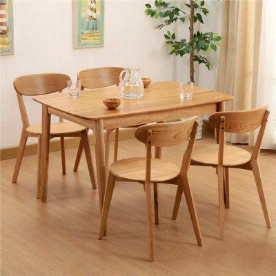 Mẫu bàn ghế gỗ cà phê cao cấp