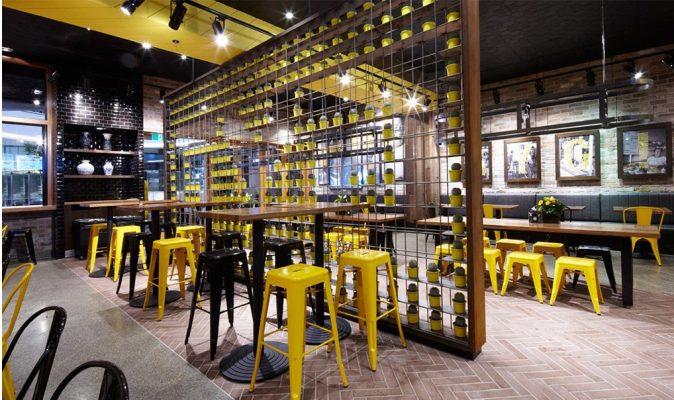 Ghế tolix: mẫu ghế sắt sơn tĩnh điện cao cấp dành cho quán cafe
